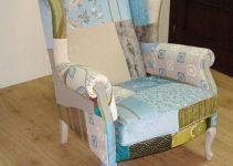 Venta de sillón orejero a precio bajo